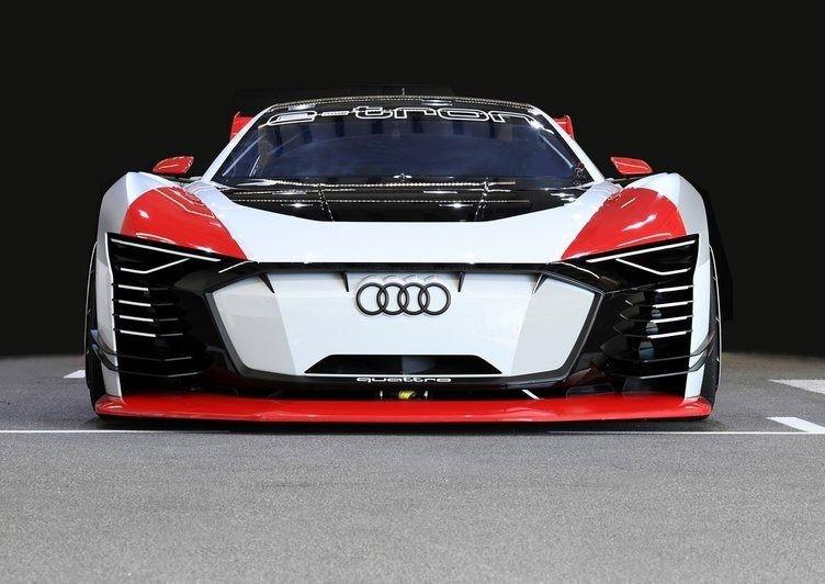 Audi Başardı!