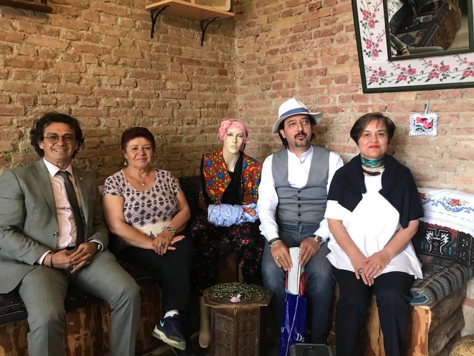 Türkiye'nin ilk Gül Müzesi Isparta'da