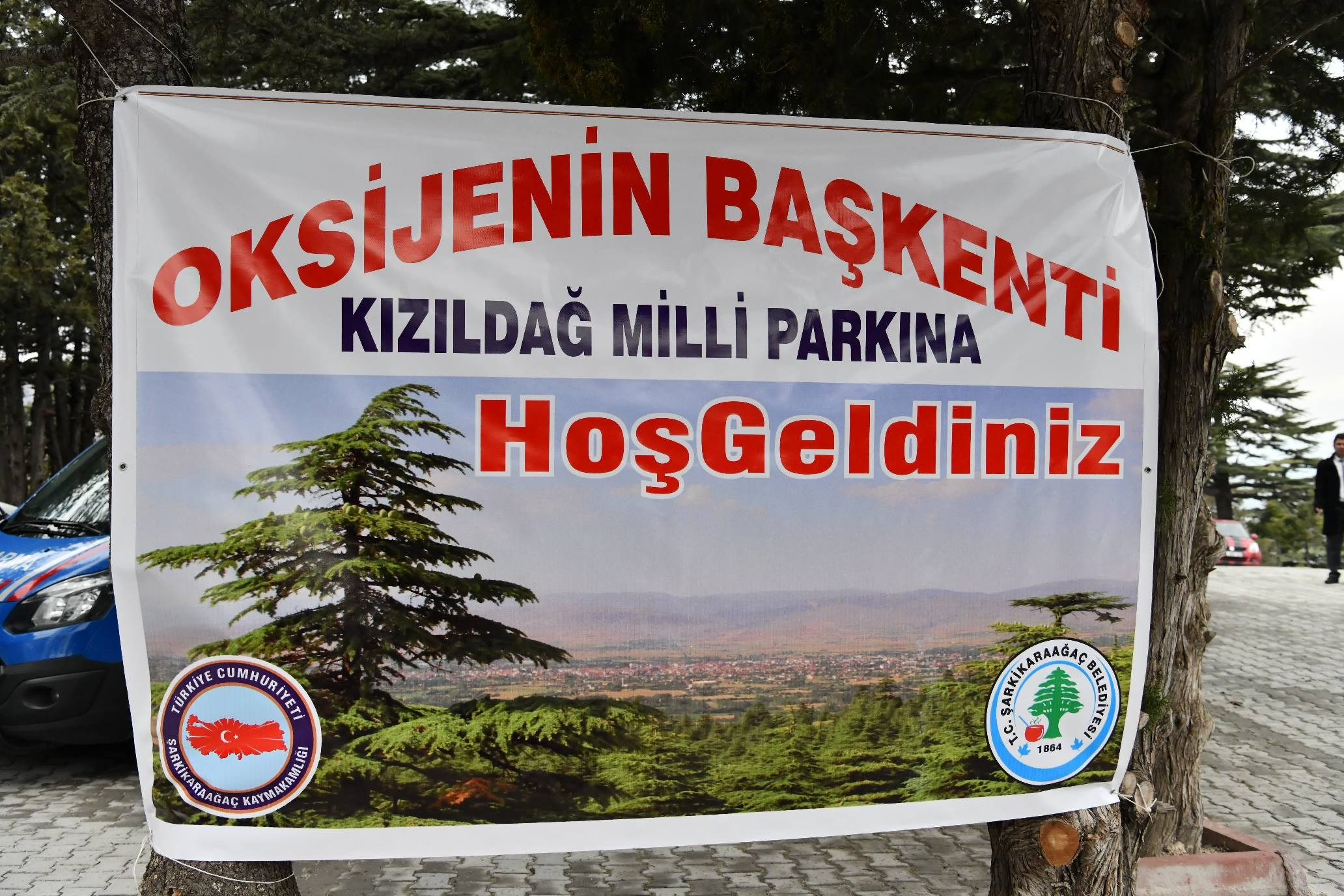 Oksijen Cenneti Isparta  Kızıldağ Milli Parkı