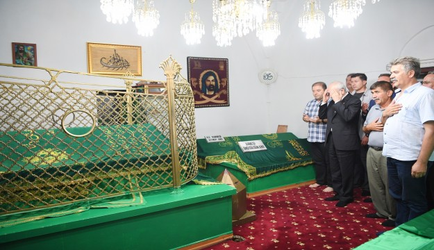 Kldarolu Antalyada Abdal Musa Anma Etkinliklerine Katld